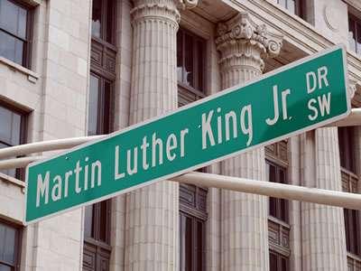 Presentation skills from Martin Luther King Jr