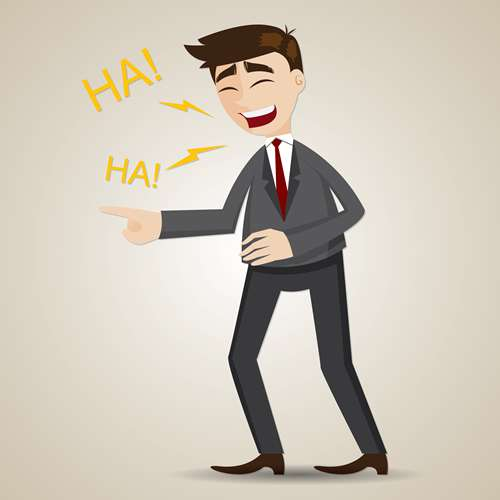 Use Humour in Your Speech