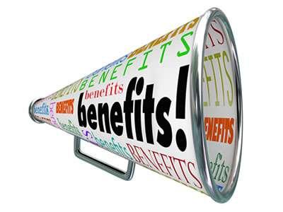 Presenting Benefits