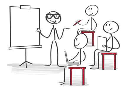 Engaging presentation