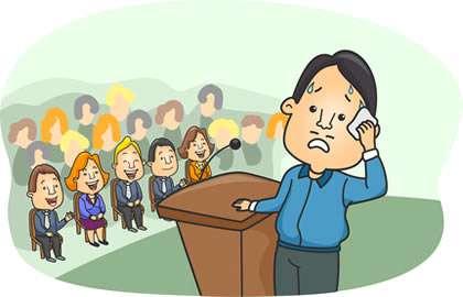 Presentation mistakes