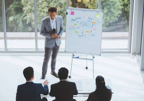 the 7 main reasons why people give presentations